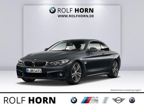 BMW 428 i Cabrio M Sportpaket 19 M Ledr