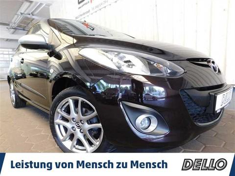 Mazda 2 Sendo 84PS 5-trg Blue