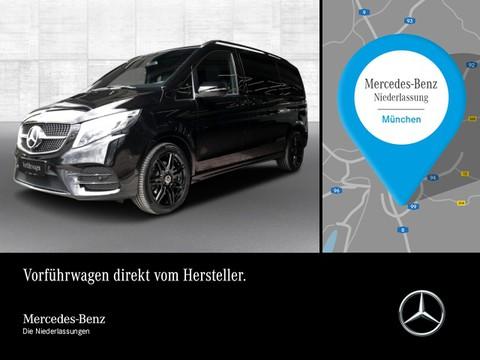 Mercedes-Benz V 250 d Edition AMG ° Burmester