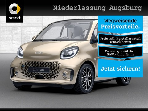 smart ForTwo EQ 60kWed prime