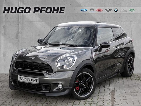 MINI John Cooper Works Paceman 4ALL