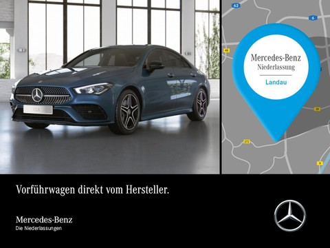 Mercedes-Benz CLA 200 Cp AMG Premium Night