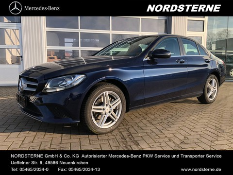 Mercedes-Benz C 180 undefined