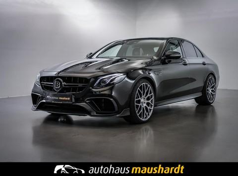 Mercedes-Benz E 63 AMG S BRABUS B40S-800 T H E H A M M E R