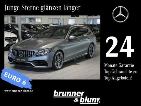 Mercedes-Benz C 63 S undefined
