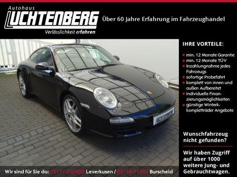 Porsche 997 3.6 Carrera Porsche Approved