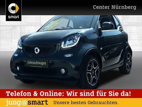 smart ForTwo coupé 52kW prime Sport
