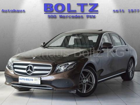 Mercedes-Benz E 200 Avantgarde Klimaa Parkass Ka