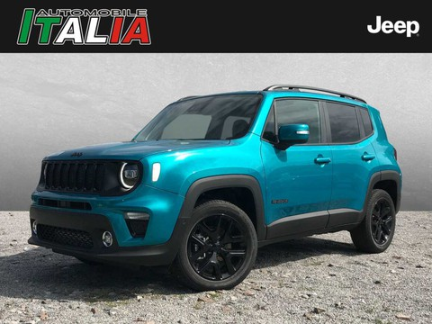 Jeep Renegade 2.0 Limited Auto