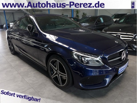 Mercedes-Benz C 250 Coupe d AMG NIGHT---