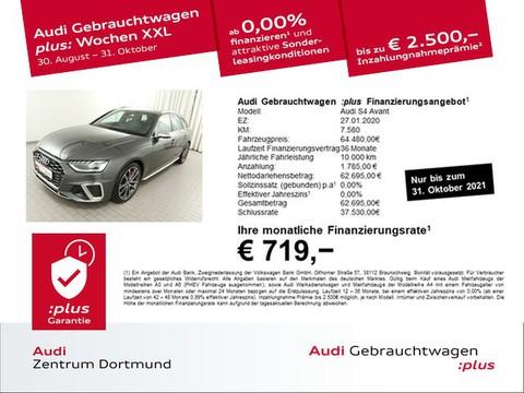 Audi S4 Avant S-Sitze B O