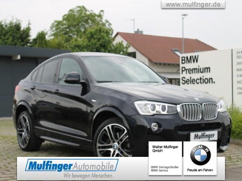 BMW X4 35d M Sport DrivAss SpA HiFi SurView