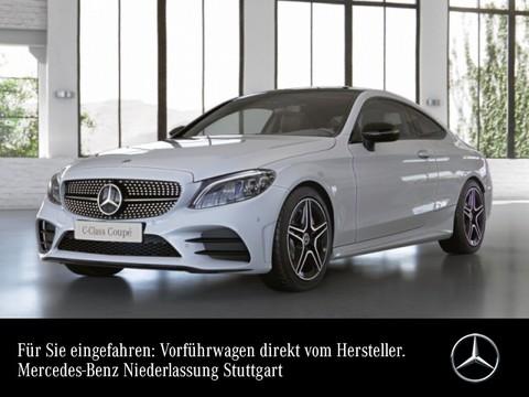 Mercedes-Benz C 300 Coupé AMG Night Fahrass