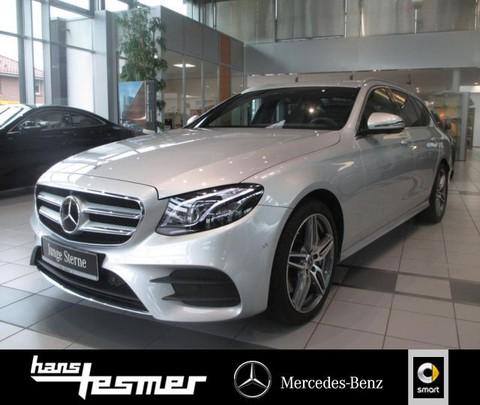 Mercedes-Benz E 400 d T AMG-Line °