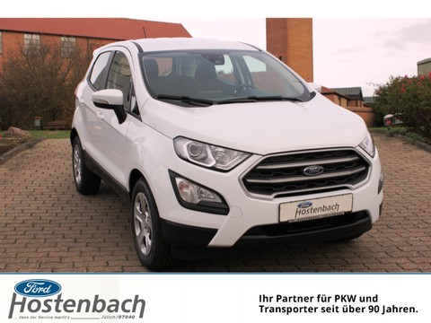 Ford EcoSport 1.0 Cool&Connect EcoBoost Beheizb Frontsch Multif Lenkrad
