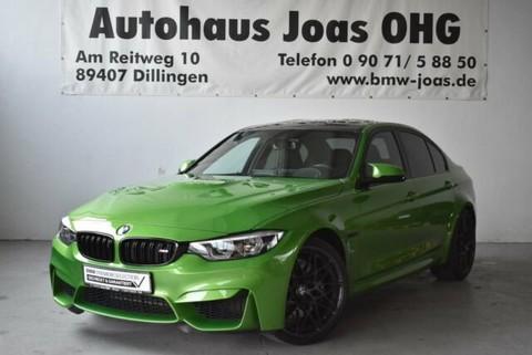 BMW M3 Limousine M Competition