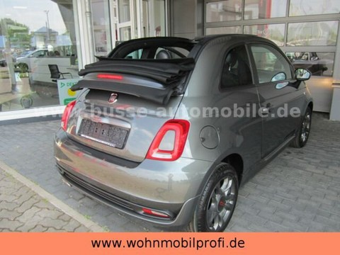 Fiat 500 Cabrio Sport Apple Android