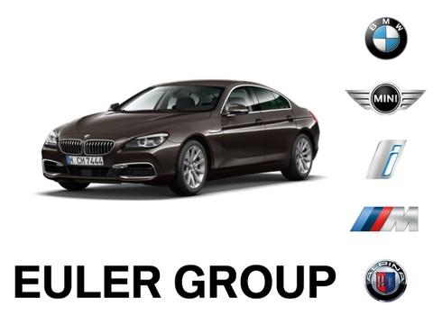 BMW 640 Gran Coupe d A
