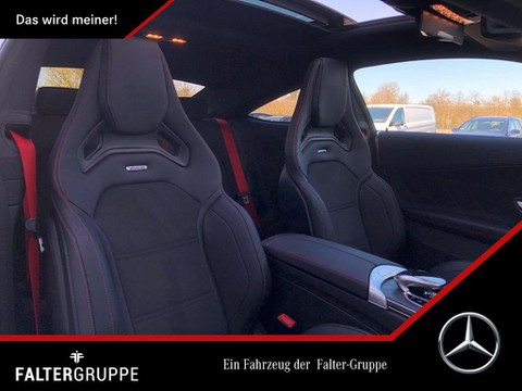 Mercedes-Benz C 43 AMG Cpé Night Optik Perfo Sitze&Abgas MLED