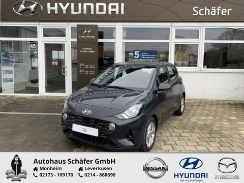Hyundai i10 1.0 New (MJ21) Trend Benzin MT Multif Lenkrad