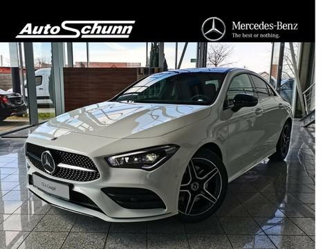 Mercedes-Benz CLA 200 AMG ---°