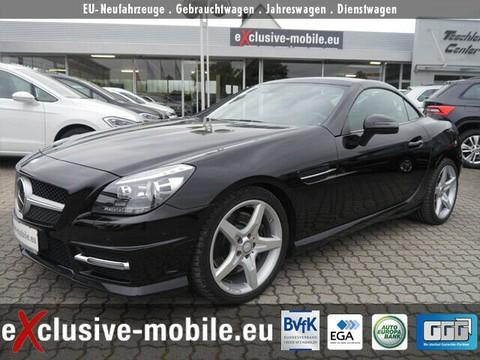 """Mercedes-Benz SLK 250 AMG Fahrdynamik-Paket 18"""""""