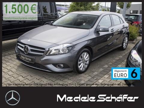 Mercedes A 180 Licht-Sicht-Paket ECO-Stopp Räder