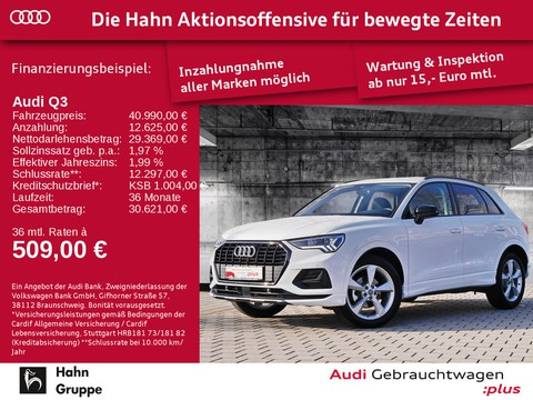 Audi Q3 35TDI EU6d