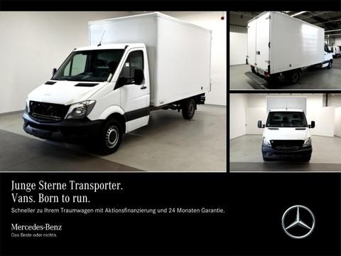 Mercedes Sprinter 316 KASTEN MAXI AUDIO 10