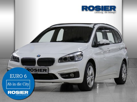 BMW 220 Gran Tourer Luxury Line