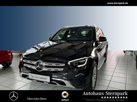 Mercedes-Benz GLC 300 e Exclusive MBUX