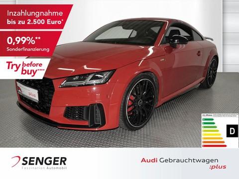 Audi TT Coupé 45 TFSI S line Competition Technology