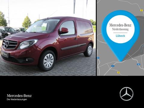 Mercedes-Benz Citan 112 Kasten Lang Zusatzhzg Chrom-P