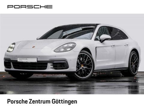 Porsche Panamera 4S Sport Turismo Spurwechselassistent