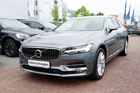 Volvo V90 T5 Geartr Inscription Licht Xenium Winter