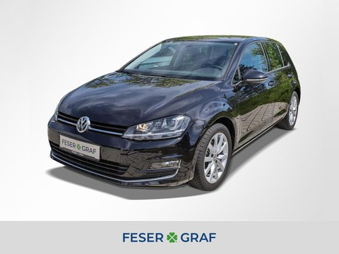 Volkswagen Golf 2.0 TDI VII Lim HIGHLINE SZH