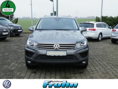 Volkswagen Touareg Sport-Utility-Vehicle