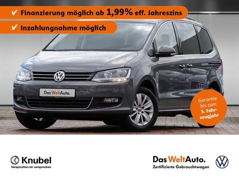Volkswagen Sharan 2.0 TDI Comfortline Bl