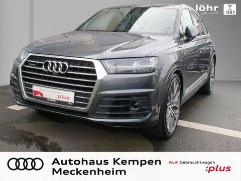 Audi Q7 50 TDI qu S-Line PAN Nachts