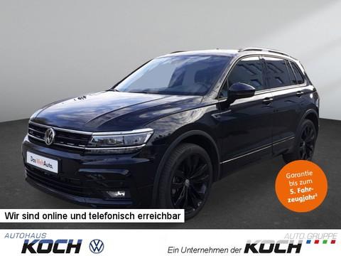 """Volkswagen Tiguan 2.0 TSI Highline R-Line """"Black Style"""""""