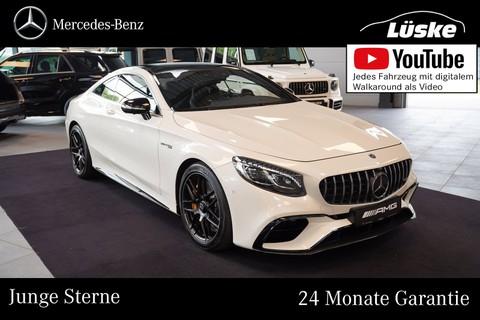 Mercedes-Benz S 63 AMG Coupé Aero Carbon TV VMAX