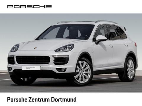 Porsche Cayenne Diesel 20-Zoll Sitzbelüftung