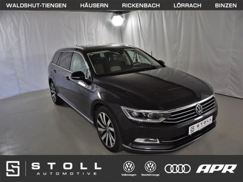 Volkswagen Passat Variant 2.0 TDI Highline Massagesitze