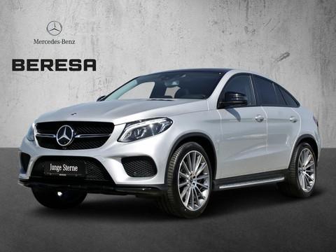 Mercedes-Benz GLE 500 Coupé AMG °