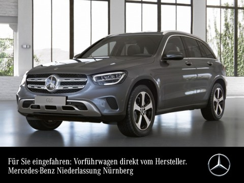 Mercedes-Benz GLC 200 Spurhalt SpurPak