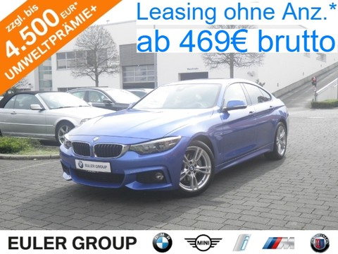 BMW 440 Gran Coupe i M Sport GSD Prof ad