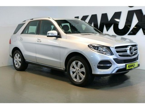 Mercedes-Benz GLE 350 d NaviComand