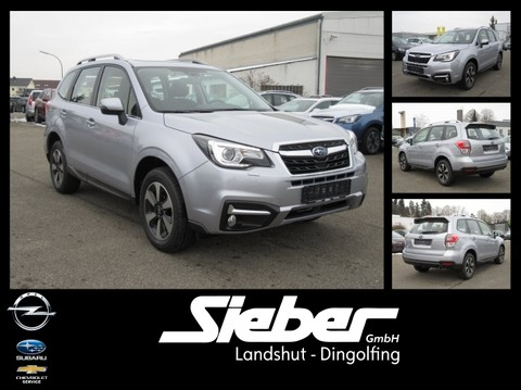 Subaru Forester 2.0 I Exclusive Lineartronic EyeSight