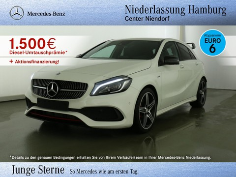 Mercedes A 250 AMG Line