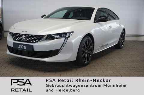 Peugeot 508 Allure GT-Line HDI160 Automatik NightVision